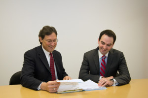 Detroit Divorce Attorneys Carlo Martina and Peter Bissett